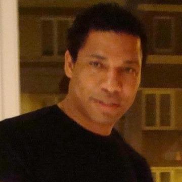 Roy, 42, Amsterdam, Netherlands