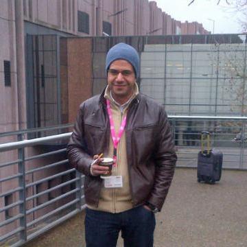 Ahmed Anwar, 39, Jeddah, Saudi Arabia