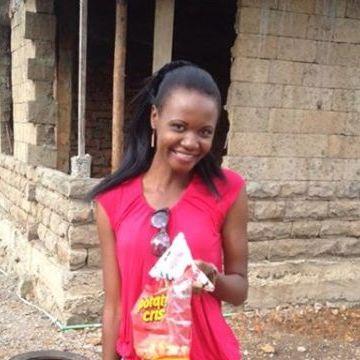 lilian Anyango, 26, Nairobi, Kenya