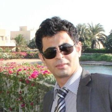 Saeed Salehi, 36, Dubai, United Arab Emirates