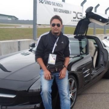 Ammar ALhayja, 32, Dubai, United Arab Emirates