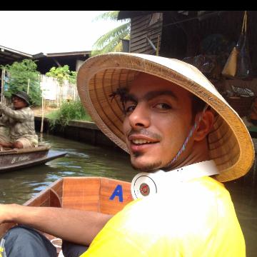 Mohammad Balout, 34, Dubai, United Arab Emirates