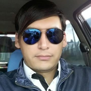 Israel Aburto, 33, Valdivia, Chile
