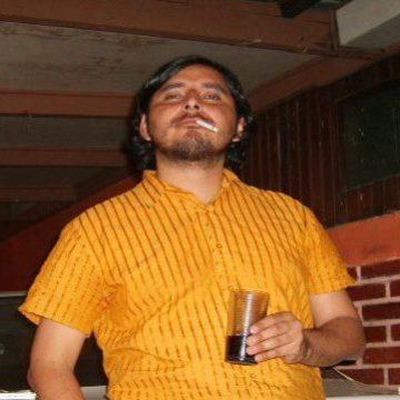 Daniel Pinto, 40, Concepcion, Chile