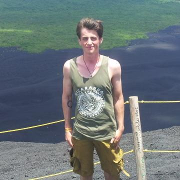 Kyle Millar, 23, El Paso, United States