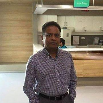 Lohibabu Elpula, 61, Dubai, United Arab Emirates