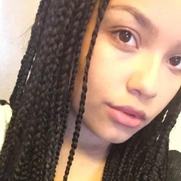 Kyra , 20, London, United Kingdom