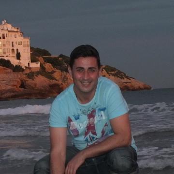 Daniel Gonzalez de Pedro, 40, Barcelona, Spain