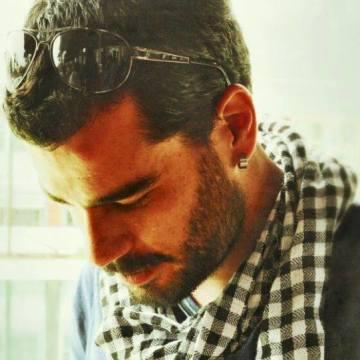 Burak Can, 27, Istanbul, Turkey