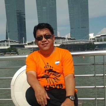 Irianto Jacobus, 54, Jayapura, Indonesia