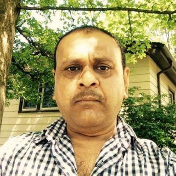 rakesh, 46, Des Plaines, United States