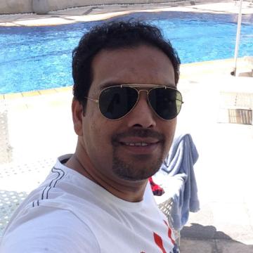 Zulfi Hussain, 33, Dubai, United Arab Emirates