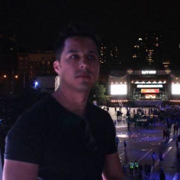 Jorge Castillo, 32, Monterrey, Mexico