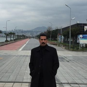 Alaa Almayali, 46, Samsun, Turkey