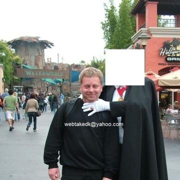 Michael Petersen, 49, Copenhagen, Denmark