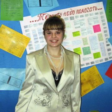 Валерия Шевердина, 28,