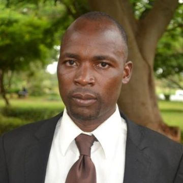 clifford Murambiwa, 36, Harare, Zimbabwe