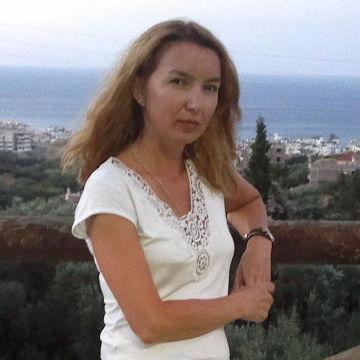 Rimma Popova, 45, Moscow, Russia