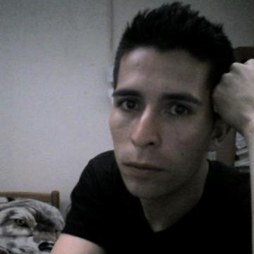 milton, 29, Bogota, Colombia