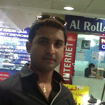 Jamsheer, 29, Dubai, United Arab Emirates