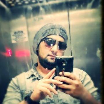 Zubi Mughal , 29, Dubai, United Arab Emirates