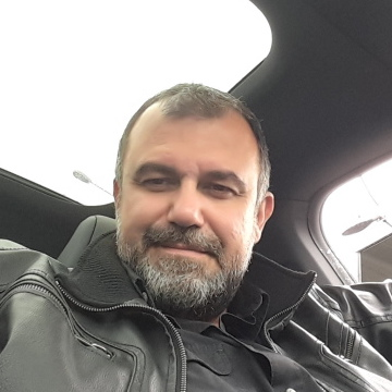 Ufuk, 40, Istanbul, Turkey