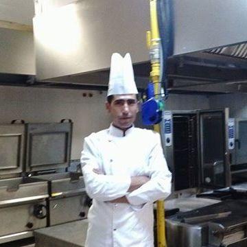 Mustafa Babur, 38, Antalya, Turkey