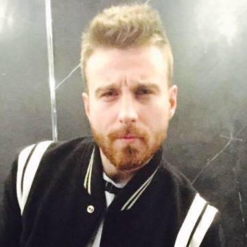 Charlie Kokash, 28, Dubai, United Arab Emirates