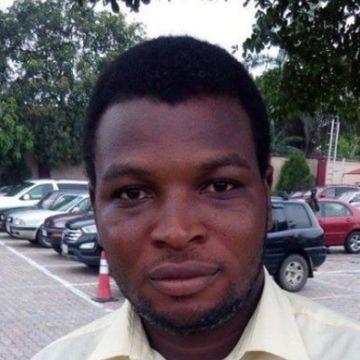 Fellow Samuel, 33, Lagos, Nigeria