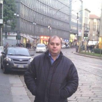 Kemal Kerim, 41, Istanbul, Turkey