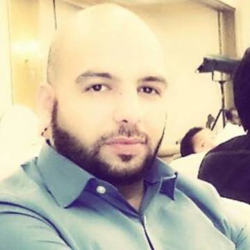 Haitham Eyada, 34, Jeddah, Saudi Arabia
