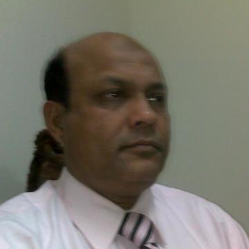 Engr. Amin, 48, Dhahran, Saudi Arabia