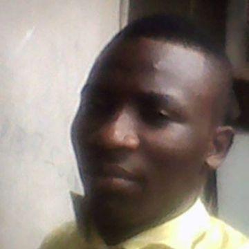 Julius Brown, 20, Accra, Ghana