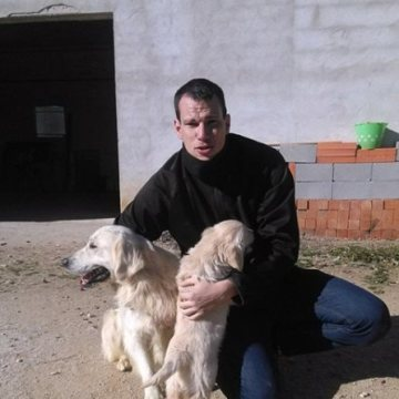 Ruben, 36, Toledo, Spain