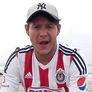Fernando Salguero, 30, Morelia, Mexico