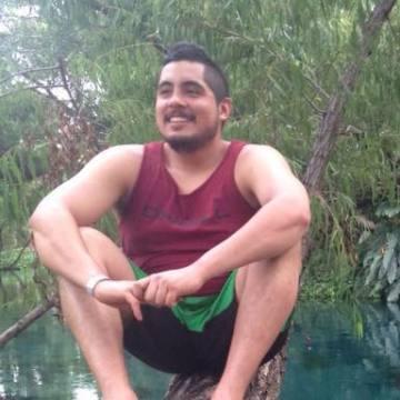 Josué Mora, 28, Mexico, Mexico