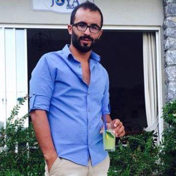 Gökhan Aydın, 30, Nevsehir, Turkey