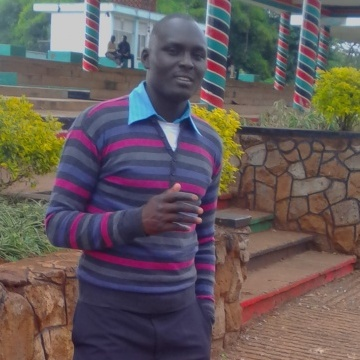 Christopher, 26, Nairobi, Kenya