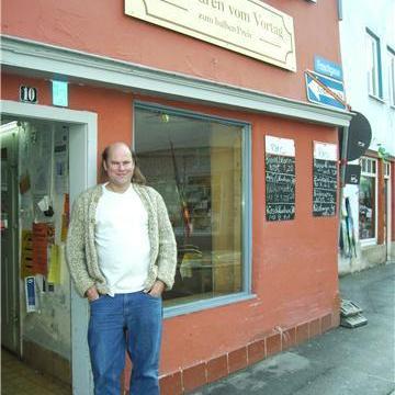 Richard, 43, Muhlacker, Germany