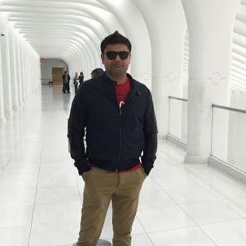 Amit Khatri, 29, Morristown, United States
