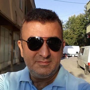 Ahmet Dursun, 46, Sakarya, Turkey