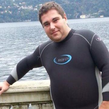 Simone Pellegrino, 33, Como, Italy