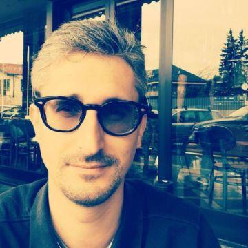 Marco Bonomo, 35, Torino, Italy