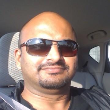 ASHISH NALAVADE, 40, Dubai, United Arab Emirates