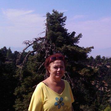 Ludmila Iofinidi, 65, Athens, Greece