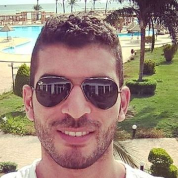 Mohamed, 24, Sharm El-sheikh, Egypt