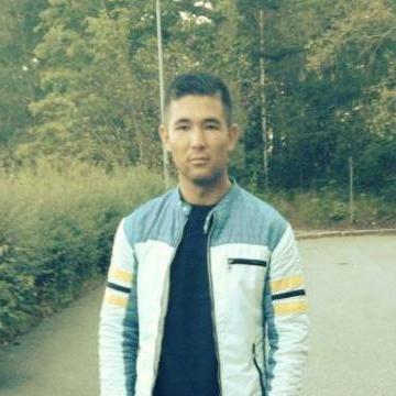Nasir Asgari, 20, Stockholm, Sweden
