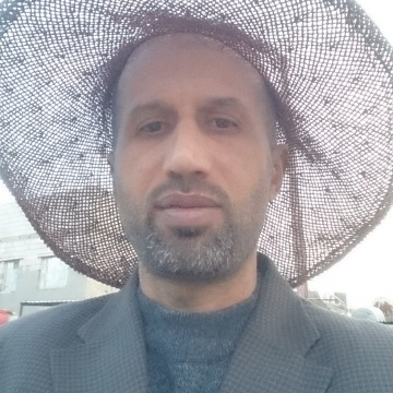 Mahmood, 43, Basra, Iraq