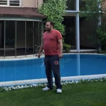 Hakan Karakan, 34, Istanbul, Turkey