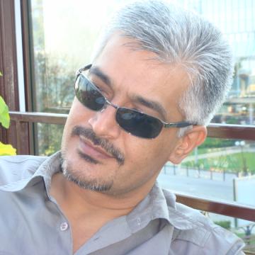 efras, 43, Istanbul, Turkey